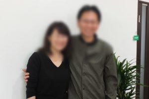 ホテルニューオータニ大阪での婚活パーティーがきっかけで結婚した方